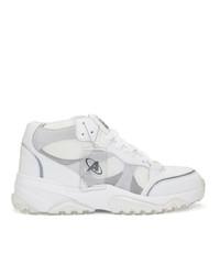Chaussures de sport blanches Axel Arigato