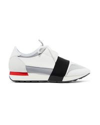 Chaussures de sport blanches Balenciaga