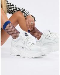 Chaussures de sport blanches Buffalo