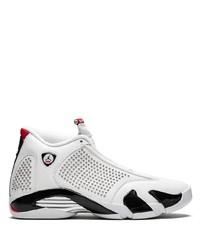 Chaussures de sport blanches Jordan