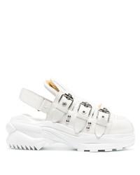 Chaussures de sport blanches Maison Margiela