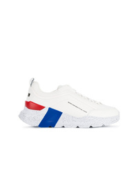 Chaussures de sport blanches MSGM