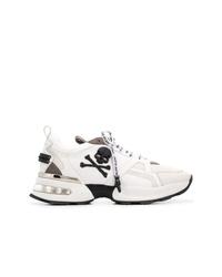 Chaussures de sport blanches Philipp Plein