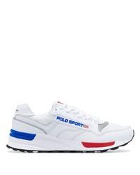 Chaussures de sport blanches Polo Ralph Lauren