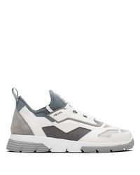 Chaussures de sport blanches Prada