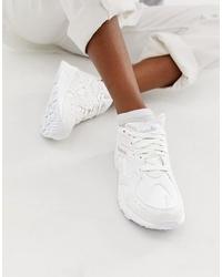 Chaussures de sport blanches Reebok