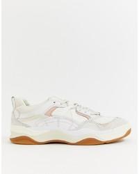 Chaussures de sport blanches Vans