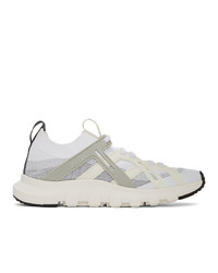 Chaussures de sport blanches Z Zegna