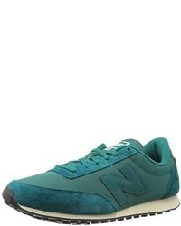 Chaussures de sport bleu canard