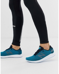 Chaussures de sport bleu canard New Balance