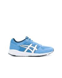 Chaussures de sport bleu clair Asics