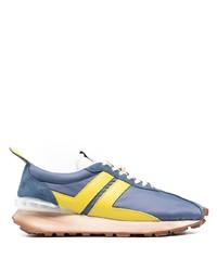 Chaussures de sport bleu clair Lanvin