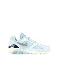 Chaussures de sport bleu clair Nike