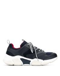 Chaussures de sport bleu marine et blanc Tommy Hilfiger