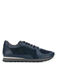 Chaussures de sport bleu marine Canali