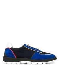 Chaussures de sport bleu marine Etro