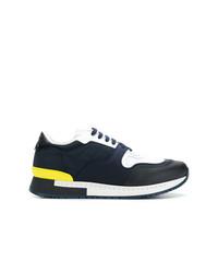 Chaussures de sport bleu marine Givenchy