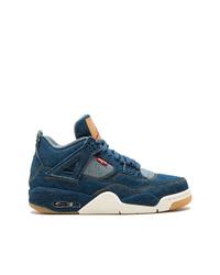 Chaussures de sport bleu marine Jordan