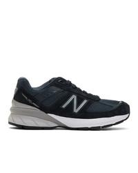 Chaussures de sport bleu marine New Balance