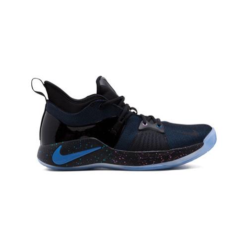 Chaussures de sport bleu marine Nike