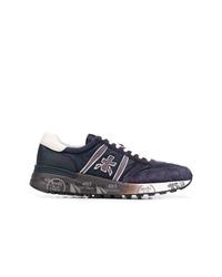 Chaussures de sport bleu marine Premiata