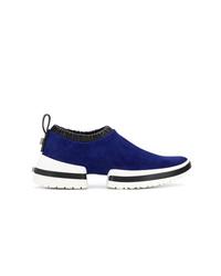 Chaussures de sport bleu marine Stuart Weitzman