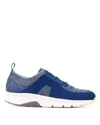 Chaussures de sport bleues Camper
