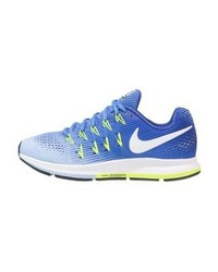 Chaussures de sport bleues Nike