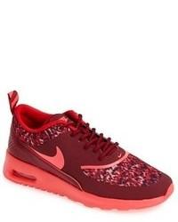 Chaussures de sport bordeaux