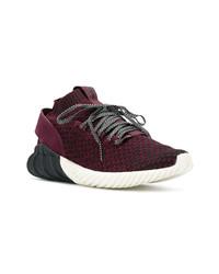 Chaussures de sport bordeaux adidas