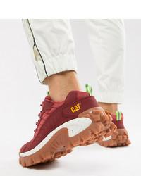 Chaussures de sport bordeaux CAT Footwear