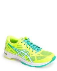 Chaussures de sport chartreuses