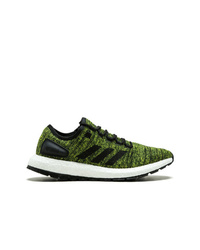 Chaussures de sport chartreuses adidas