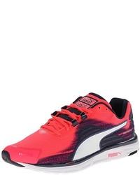 Chaussures de sport fuchsia