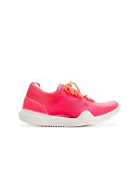 Chaussures de sport fuchsia adidas by Stella McCartney