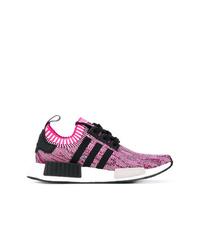 Chaussures de sport fuchsia adidas