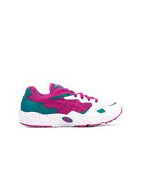 Chaussures de sport fuchsia Asics
