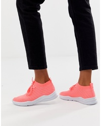 Chaussures de sport fuchsia ASOS DESIGN