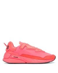Chaussures de sport fuchsia Diesel