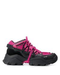Chaussures de sport fuchsia Kenzo