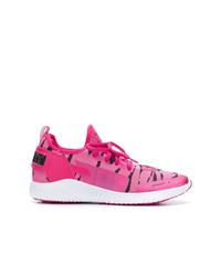 Chaussures de sport fuchsia Plein Sport