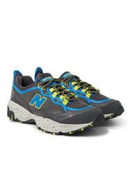 Chaussures de sport gris foncé