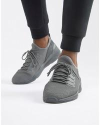 Chaussures de sport gris foncé ASOS DESIGN