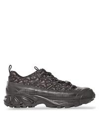 Chaussures de sport gris foncé Burberry