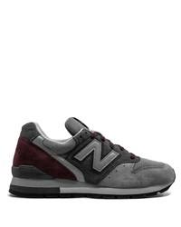 Chaussures de sport gris foncé New Balance