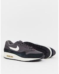 Chaussures de sport gris foncé Nike