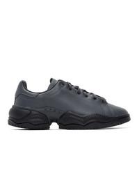 Chaussures de sport gris foncé Oamc