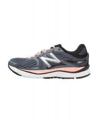 Chaussures de sport grises foncées New Balance