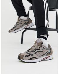 Chaussures de sport grises adidas Originals