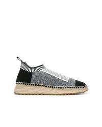 Chaussures de sport grises Alexander Wang